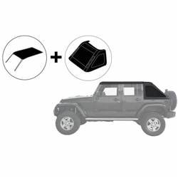 Roof Cover Fastback Bowless