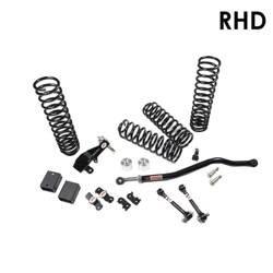 "Suspension Kit Lift 2,5"" JKS - RHD"